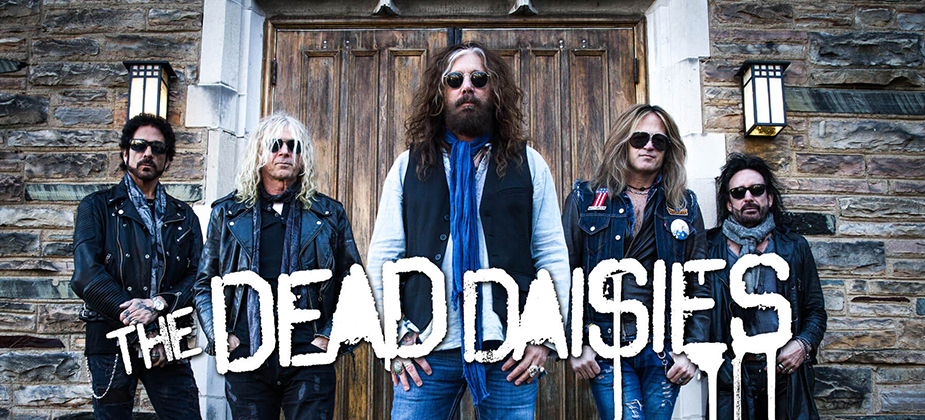GIG REVIEW: The Dead Daisies