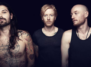 BIFFY CLYRO TO TOUR THE UK IN SEPTEMBER