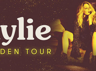 KYLIE MINOGUE ANNOUNCES UK AND IRELAND 2018 TOUR