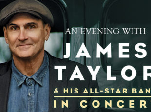 GIG REVIEW: James Taylor & The All Star Band with special guest Bonnie Raitt