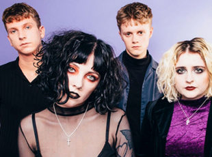PALE WAVES ANNOUNCE DEBUT LP AND FORTHCOMING TOUR