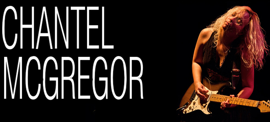 GIG REVIEW: Chantel McGregor with support from the Zoe Green Band