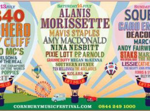 GIG REVIEW: The Cornbury Music Festival