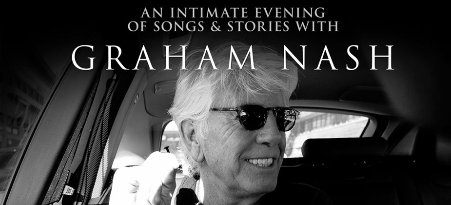 GIG REVIEW: Graham Nash
