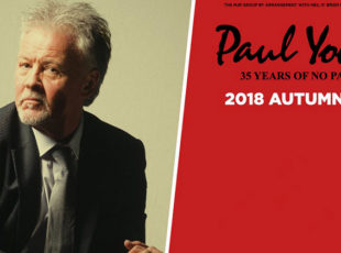 INTERVIEW: Paul Young