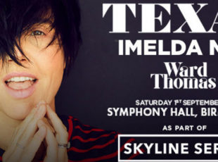 GIG REVIEW: Texas supported by Imelda May