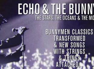 ECHO & THE BUNNYMEN ANNOUNCE UK TOUR DATES