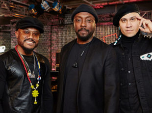 THE BLACK EYED PEAS ANNOUNCEMASTERS OF THE SUN UK TOUR