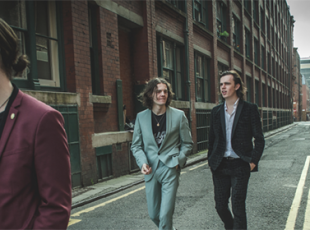 THE BLINDERS ANNOUNCE HEADLINE UK TOUR
