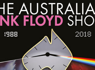 THE AUSTRALIAN PINK FLOYD ANNOUNCE THEIR 30th ANNIVERSARY TOUR 2018