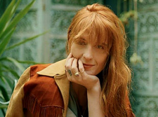 FLORENCE + THE MACHINE ANNOUNCES HIGH AS HOPE TOUR