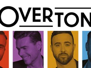 THE OVERTONES ANNOUNCE WINTER UK TOUR