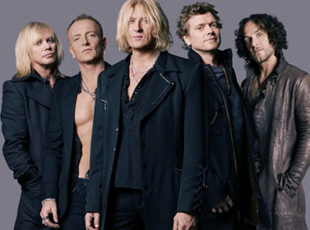 DEF LEPPARD ANNOUNCES UK HEADLINE TOUR PLAYING THE SEMINAL HYSTERIA ALBUM IN FULL