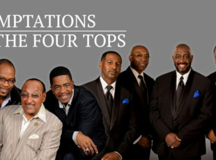 GIG REVIEW: Tavares, The Four Tops and The Temptations