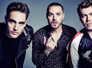 BUSTED RELEASE BRAND NEW ALBUM HALF WAY THERE AND CONFIRM NEW ARENA TOUR