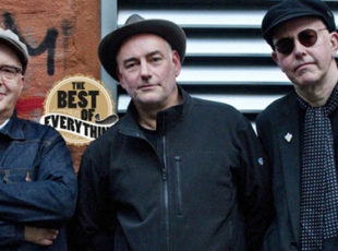 THE LEGENDARY RUTS DC (OR THE RUTS) ANNOUNCE THEIR 2019 TOUR TO CELEBRATE 40 YEARS OF THEIR LEGENDARY ALBUM THE CRACK