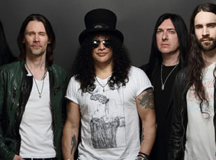 SLASH FEATURING MYLES KENNEDY & THE CONSPIRATORS ANNOUNCE UK TOUR