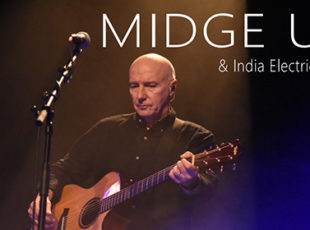 MIDGE URE ANNOUNCES SONGS, QUESTIONS AND ANSWERS TOUR