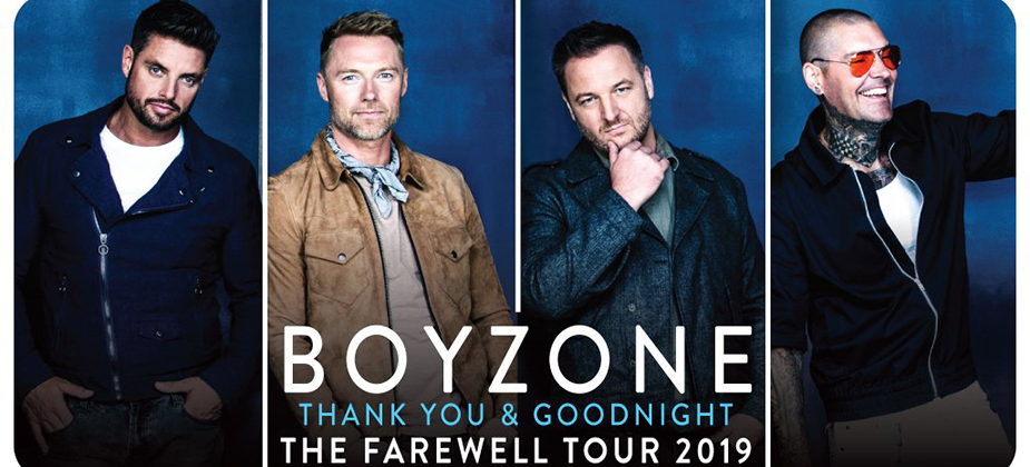 GIG REVIEW: Boyzone