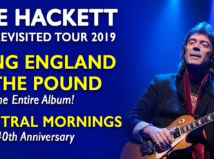 INTERVIEW: Steve Hackett