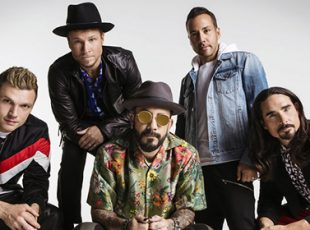 BACKSTREET BOYS ANNOUNCE BIGGEST ARENA TOUR IN EIGHTEEN YEARS