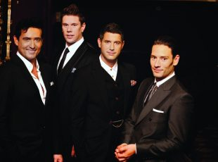 IL DIVO RETURNS TO THE UK WITH THEIR TIMELESS TOUR