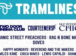 THE TRAMLINES FESTIVAL COMES TO SHEFFIELD ON FRIDAY 19TH – SUNDAY 21ST JULY