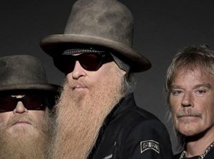 ZZ TOP ANNOUNCE WEMBLEY DATE TO CELEBRATE 50 YEARS IN MUSIC