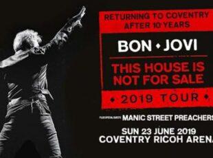 GIG REVIEW: Bon Jovi