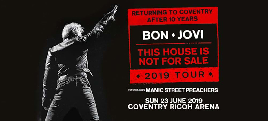 GIG REVIEW: Bon Jovi