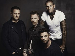 BOYZONE ANNOUNCE THE FINAL FIVE TOUR OF THE UK