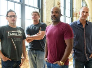 HOOTIE & THE BLOWFISH TO TOUR UK ON THEIR GROUP THERAPY TOUR