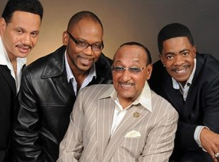 THE FOUR TOPS ANNOUNCE UK DATE