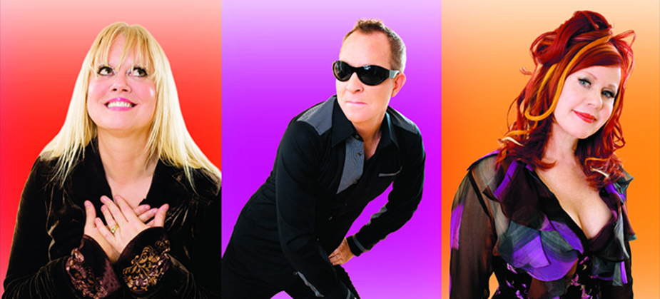 GIG REVIEW: The B-52's