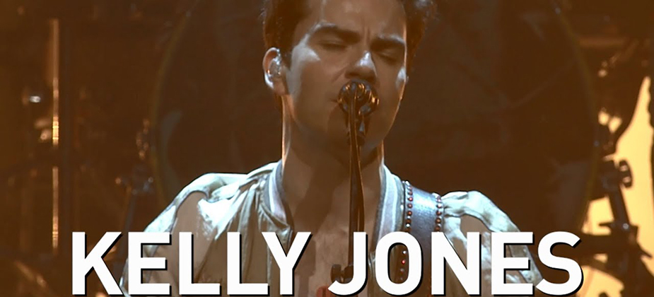 GIG REVIEW: Kelly Jones