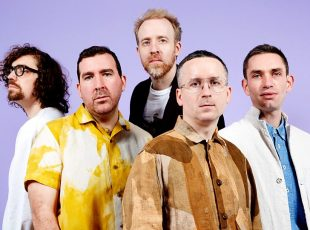 HOT CHIP ANNOUNCE BIGGEST SHOW EVER AS THEY ANNOUNCE TOUR OF THE UK