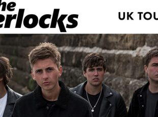 THE SHERLOCKS TO TOUR THE UK IN AUTUMN 2019