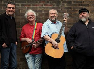 A FAREWELL TO THE PITMEN POETS, THEIR LAST TOUR OF THE UK