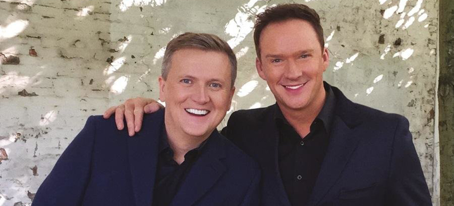 GIG REVIEW: Aled Jones And Russell Watson
