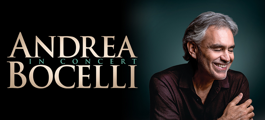 GIG REVIEW: Andrea Bocelli