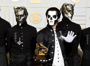 GHOST TO BRING THE ULTIMATE TOUR NAMES DEATH TO THE UK THIS NOVEMBER