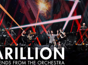 MARILLION ARE TO RETURN TO THE ROAD IN THE UK WITH FRINEDS FROM THE ORCHESTRA