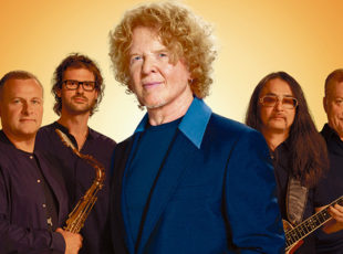 ALBUM REVIEW: Simply Red – Blue Eyed Soul