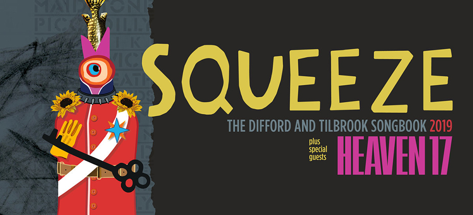 GIG REVIEW: Squeeze with special guest Heaven 17
