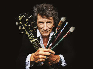 GIG REVIEW: Ronnie Wood and his Wild Five