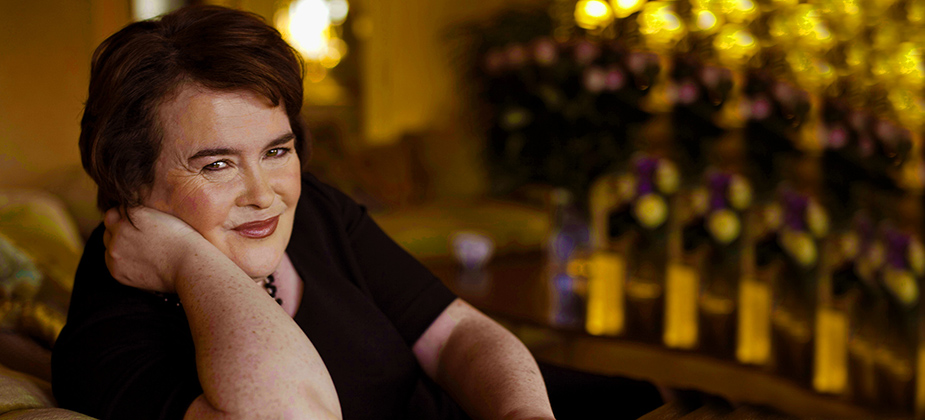 INTERVIEW: Susan Boyle