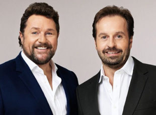 MICHAEL BALL AND ALFIE BOE ANNOUNCE BACK TOGETHER UK TOUR IN 2020