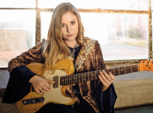 JOANNE SHAW TAYLOR TO TOUR THE UK IN 2020