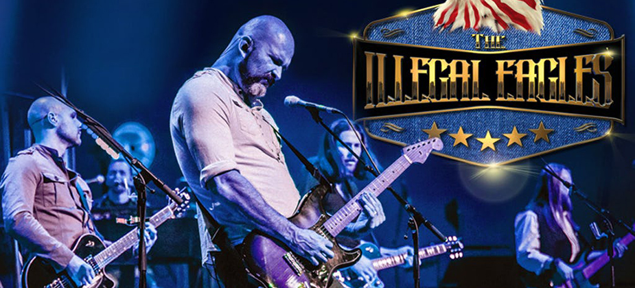 GIG REVIEW: The Illegal Eagles