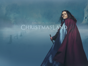 ALBUM REVIEW: JONATHAN ANTOINE – CHRISTMASLAND
